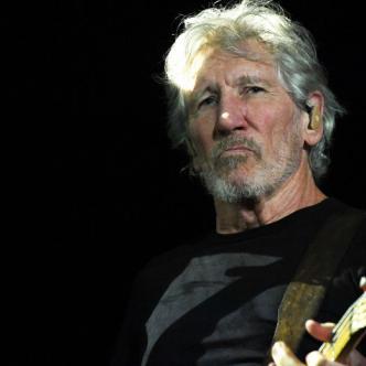 Roger Waters hizo gala en El Campin de su talento e irreverencia.