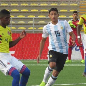 Colombia no tuvo ideas claras ante el rival.