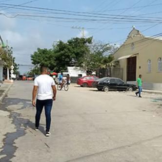 Los crímenes de 'los Centrales' ocurren en Soledad, barrios como Villa Rosa (foto) o Las Colonias, son los más afectados.