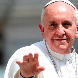 El papa Francisco dijo ayer que las donaciones a la iglesia deben ser voluntarias.   Al Día