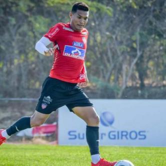 Teófilo Gutiérrez sería titular con Junior mañana ante Santa Fe.