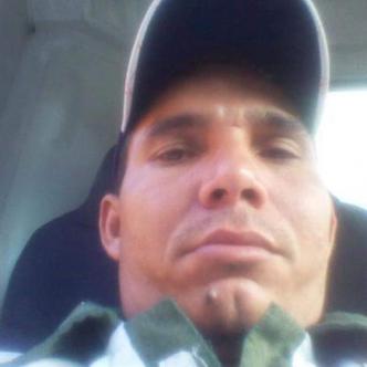 Jesús De los Santos Mendoza, de 39 años, asesinado.
