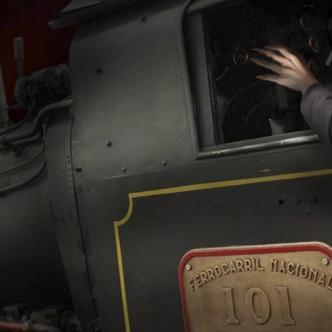El Maquinista del Diablo es una de las leyendas más populares. | Ilustración: Luis Herrera Molina