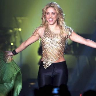 La cantante barranquillera Shakira Mebarak. | Archivo
