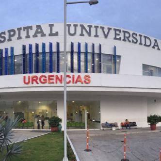 Fue remitida a la Clínica Universidad del Norte en Soledad a donde llegó muerta.