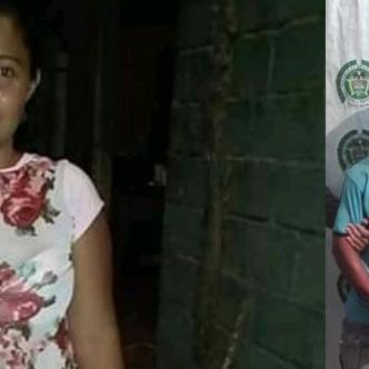 Cristina Isabel Charris Polo, 24 años, asesinada por su ex y José Vicente Pertuz Vizcaino, capturado.