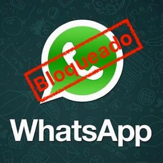 ¿WhatsApp puede bloquear la cuenta de un usuario?   Internet