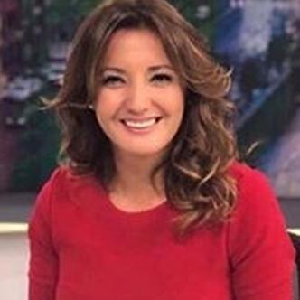 Priscilla Vargas, presentadora de Ahora Noticias   Tomada de: Noticias Caracol.