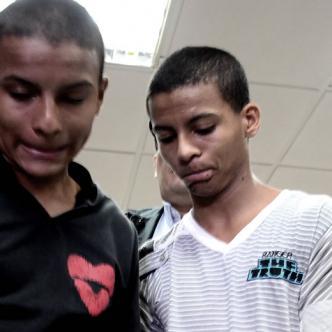 Luis Daniel Rodríguez García y Henry Alberto Rodríguez García aprovechaban que el niño se quedaba solo para abusar de él | Al Día