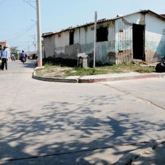 El hecho ocurrió en el barrio Sourdis en el suroccidente de Barranquilla   ALDÍA