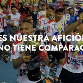 El periodista barranquillero narra como vivió la fiesta del título en Bogotá |AL DÍA