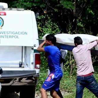 El cuerpo fue hallado cerca a la trocha que conduce 'Cominos de Tamacal'   AL DÍA