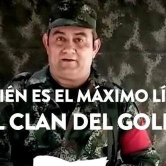 El Clan del Golfo controla el 80 por ciento del narcotráfico en Colombia   Cortesía