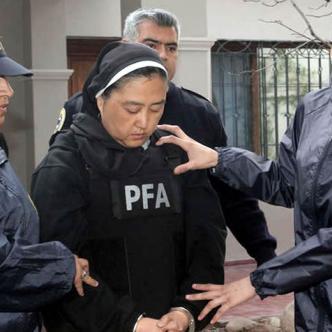 La japones fue ingresada a los tribunales de Mendoza para ser interrogada sobre los abusos | Cortesía