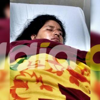 Liliana Díaz Pacheco, ama de casa, permanece un centro asistencial de Ciénaga, Magdalena   Cortesía