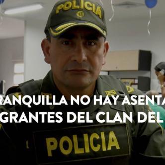 Coronel José Palomino, subcomandante de la Metropolitana en su visita a AL DÍA   ALDÍA