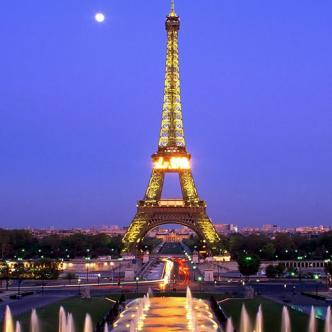 La Torre Eiffel original mide alrededor de 300 metros | Cortesía