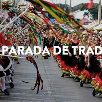 Este año el desfile tendrá como novedad 20 minicarrozas | ALDÍA