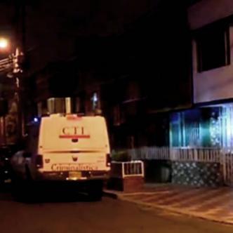 El momento en el que el CTI visita el hogar de las personas muertas | Noticias Caracol