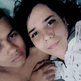 Luis Rodolfo Hernández Espitía, alias 'Luisito', y Olga Graciela Bohórquez Muñoz tenían cerca de un año de sostener una relación sentimental. A través de sus cuentas en Facebook se evidenciaba el amor que los mantenía unidos.