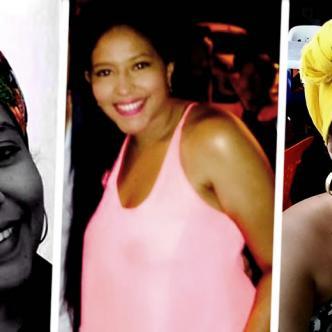 A Sileny Santana le gustaba usar turbantes para mantener presente la cultura como afrodescendientes | Facebook