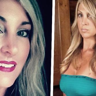 Brooke L. Lajiness, una estadounidense de 38 años