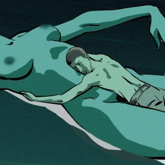 Waltz with Bashir es un documental animado perfecto para los amantes de los dos mundos | Captura de pantalla