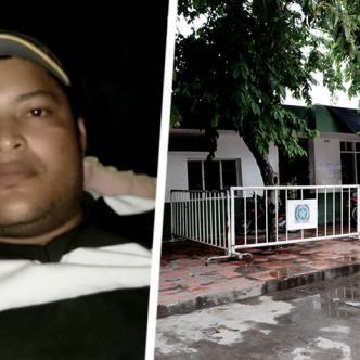 Alexander José Villazón Redondo está detenido en la Permanente Central de la Policía en Valledupar, desde el pasado mes de septiembre de 2016, cuando fue capturado por la Policía | ALDÍA.CO