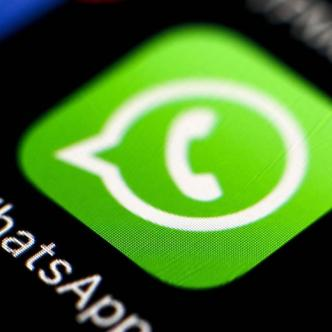 Las cadenas de WhatsApp son un constante de desinformación ciudadana   ARCHIVO