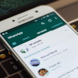 WhatsApp ya permite borrar mensajes enviados | Archivo