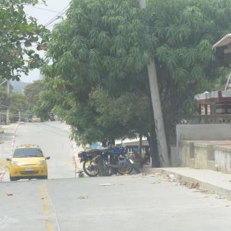 Edgar José Cassiani Ariza fue asesinado en la calle 84 con carrera 14, entre los barrios La Manga y Ciudad Modesto.