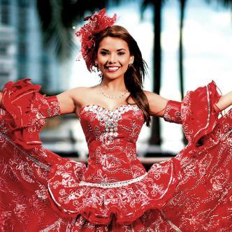 Mary Palacio, Reina del Carnaval en Estados Unidos. | Foto: Archivo Particular