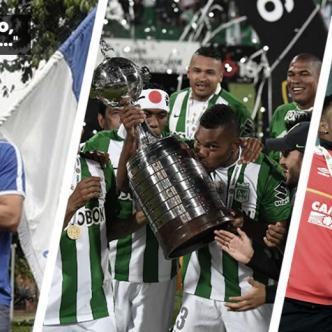 Maurcio Silva Guzmán, periodista y escritor reconocido por su pasión por Millonarios, se desahogó luego del título de la Copa Libertadores para Atl. Nacional. | ALDIA.CO