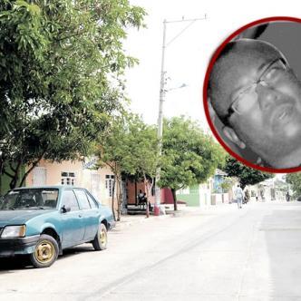 En la calle 50 C con carrera 3, barrio Carrizal, una moto embistió a Jorge Luis Cárdenas Saratt, de 48 años, quien falleció 13 días después en una clínica | Foto: Al Día
