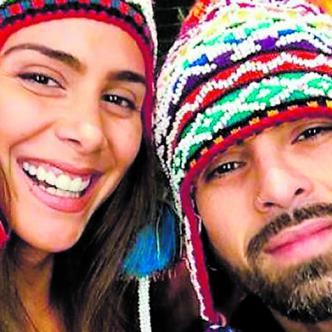 Grace Rendón y Mike Bahía compartieron esta foto.