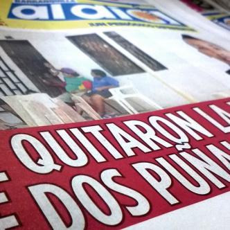 Apuñalado en Barranquilla