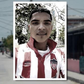 En la carrera 9D entre calles 55 y 56, barrio Ciudadela Metropolitana, de Soledad, se registró el hecho criminal. | Luis Felipe De la Hoz