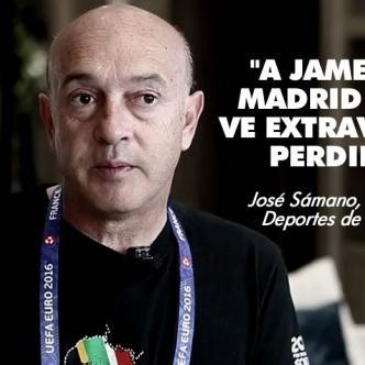 José Sámano tiene 30 años de trayectoria y desde el 2012 ocupa el cargo de editor. Ha viajado por todo el mundo cubriendo Juegos Olímpicos, Mundiales de fútbol y dictando charlas y conferencias.   Archivo