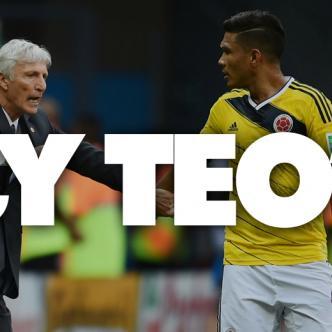 Teófilo está por encima de varios y vive un buen momento futbolístico, pero aun así, quedo por fuera de la reciente lista. ¿Por qué Pékerman no habrá contado con el de La Chinita? | Goal.com