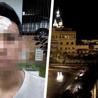 Luis Fernando Bueno, víctima. Los hechos de esta banda delictiva se concentra en el centro histórico de la ciudad. | AL DÍA