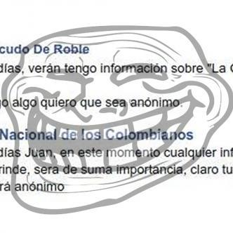 Juan Escudo de Roble ganó internet con su trolleada a la Policía.