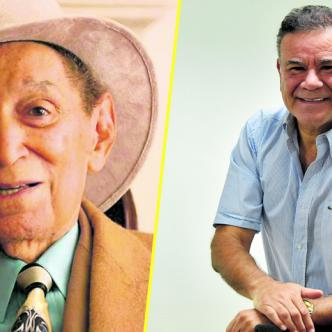 La 'Voz tenor del Vallenato', Iván Villazón