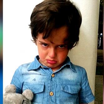 Pedrito Vives, hijo menor de Carlos Vives y Claudia Elena Vásquez | Foto: Tv y Novelas