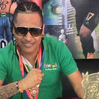 Jorge Luis Padilla Valle,, mejor conocido como 'York Estilo'