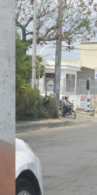 Manuel Antonio Acosta Rodríguez, recuadro, fue atropellado en este lugar de la Variante a Tolú. | AL DÍA