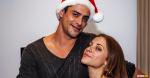 Yann Arnaud al lado de su esposa Inna D Gorelova  | Tomada de Instagram.