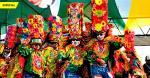 Se dividen en tres bloques: uno de máscaras de animales, otro de congos y el último integrado por mujeres | Archivo