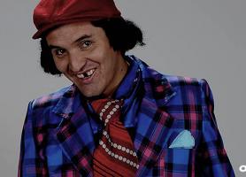 La parodia es protagonizada por Rogelio Pataquiva, uno de los personajes  del humorista 'Hassam'