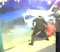 Manuel Meléndez Cera, de 34 años, fue víctima del abuso de autoridad por parte de un grupo de policías que lo golpearon en el sur de Ciénaga al confundirlo con otra persona.