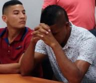 Miguel Padilla y Hevin Espinoza, capturados.